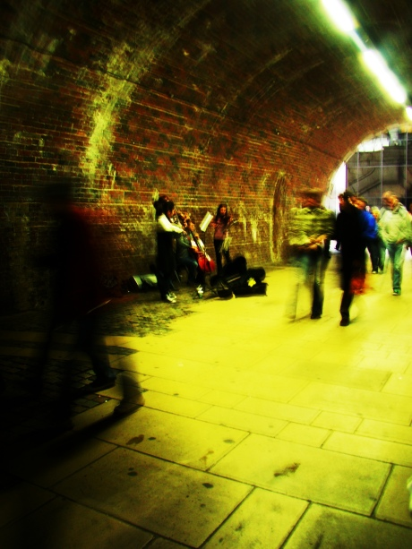 blackfriars tunnel quartet